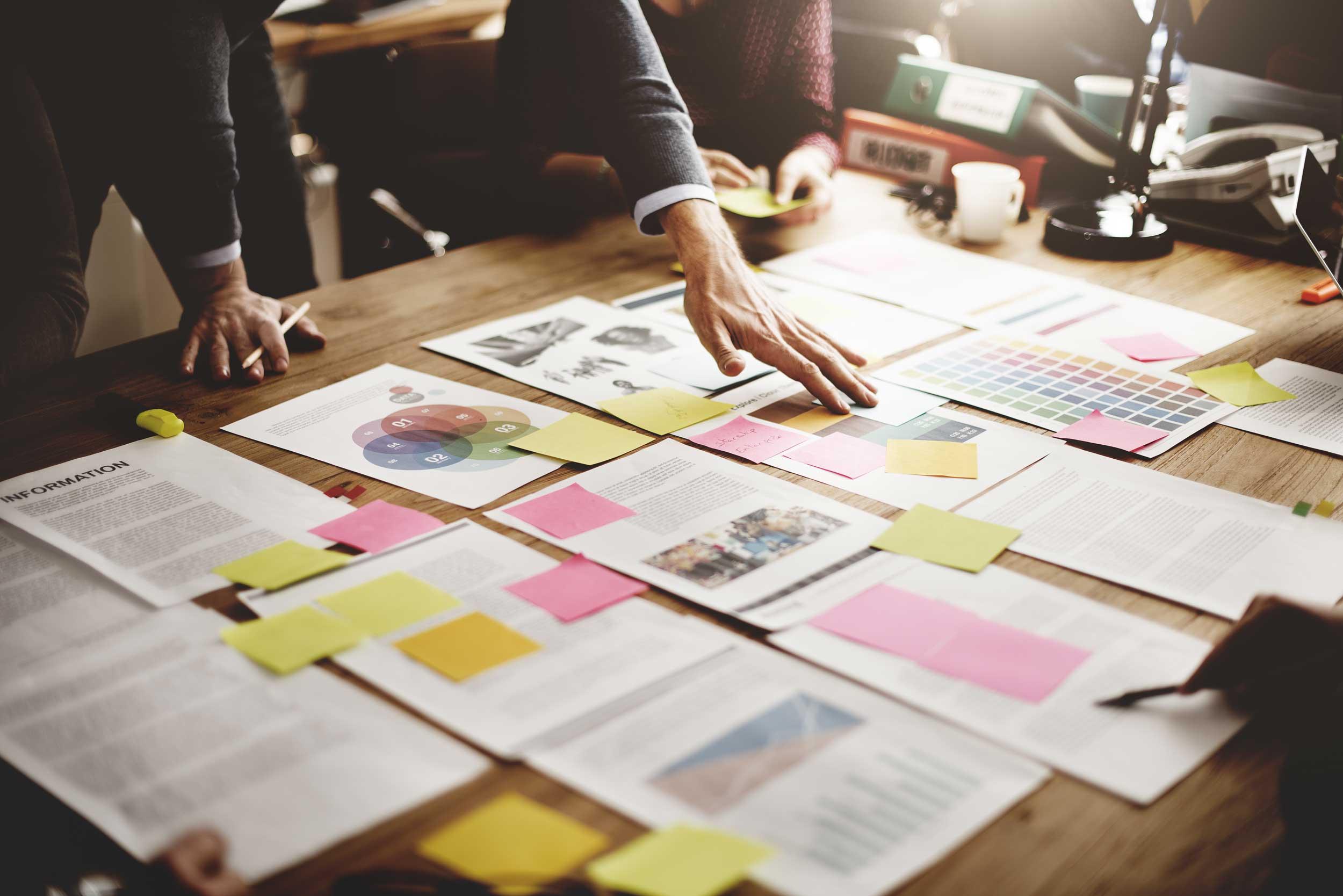 Marketing Strategy Services provided by Illumine8 Marketing and PR