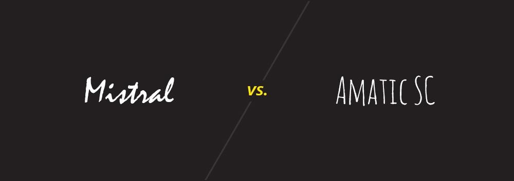 Mistral vs. Amatic SC