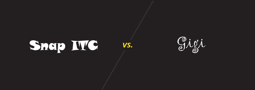 Snap ITC vs. Gigi