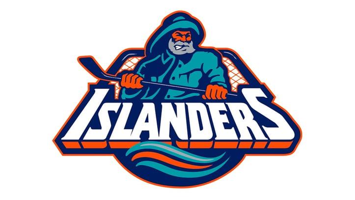New York Islanders Teal Logo