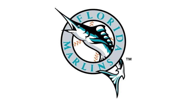 Florida Marlins Teal Logo