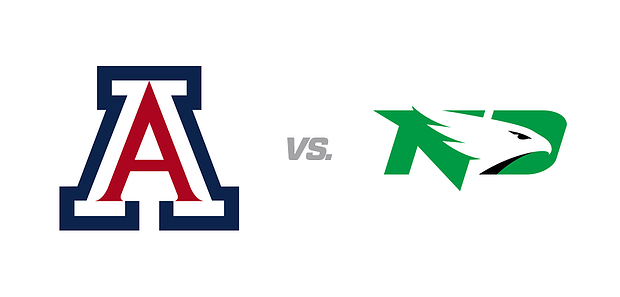Arizona vs. North Dakota
