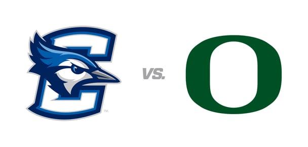 Creighton vs. Oregon
