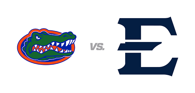 Florida vs. ETSU