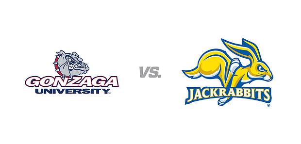 Gonzaga vs. South Dakota State