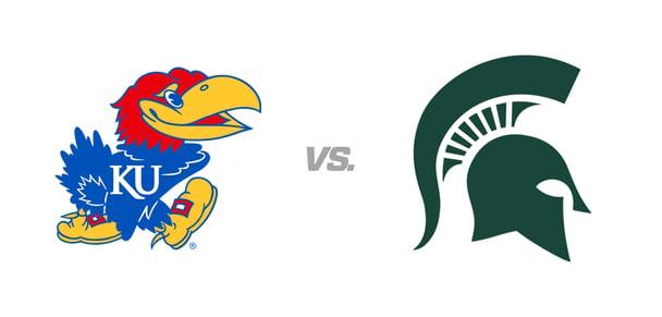 Kansas vs. Michigan State