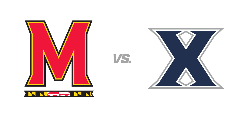 Maryland vs. Xavier