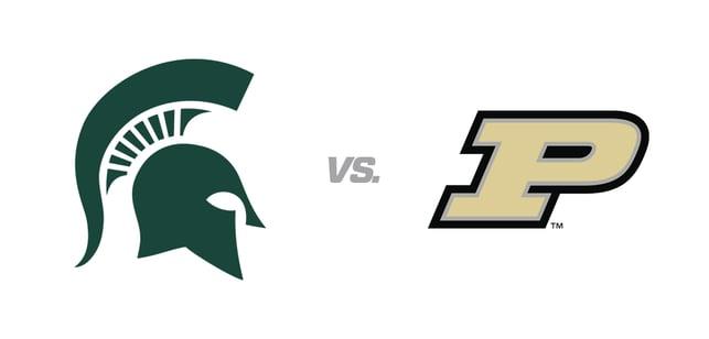 Michigan State vs. Purdue