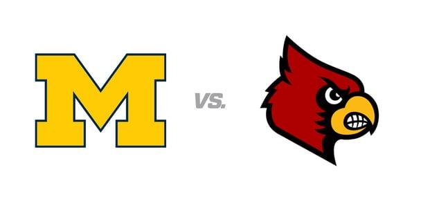 Michigan vs. Louisville