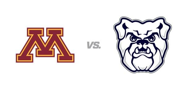 Minnesota vs. Butler