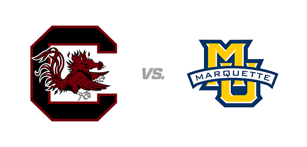 South Carolina vs. Marquette