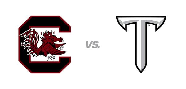 South Carolina vs. Troy
