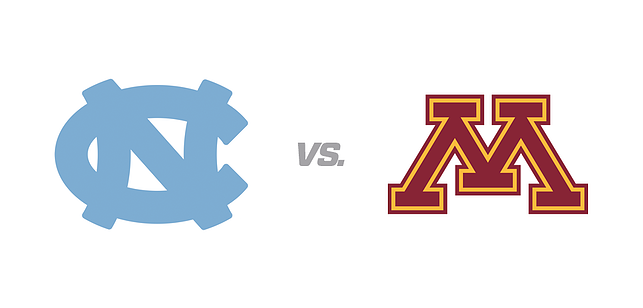 UNC vs. Minnesota
