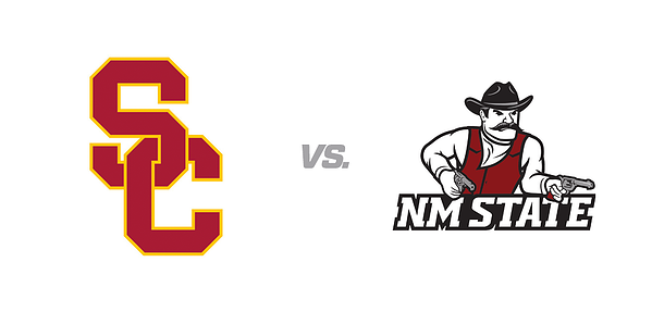 USC vs. New Mexico State