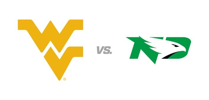 West Virginia vs. North Dakota