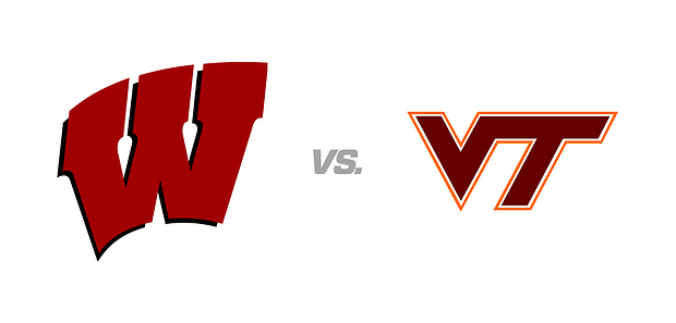 Wisconsin vs. Virginia Tech