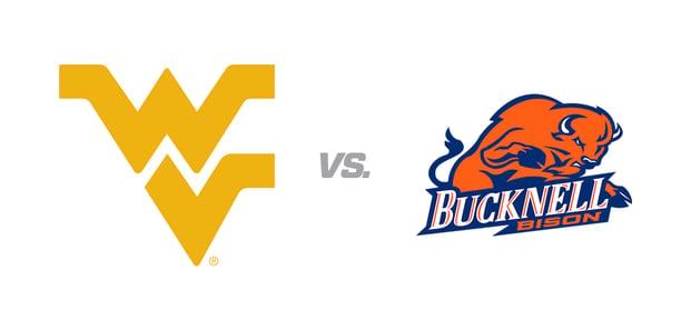 WVU vs. Bucknell
