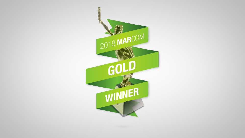 2018 Marcom Gold Winner