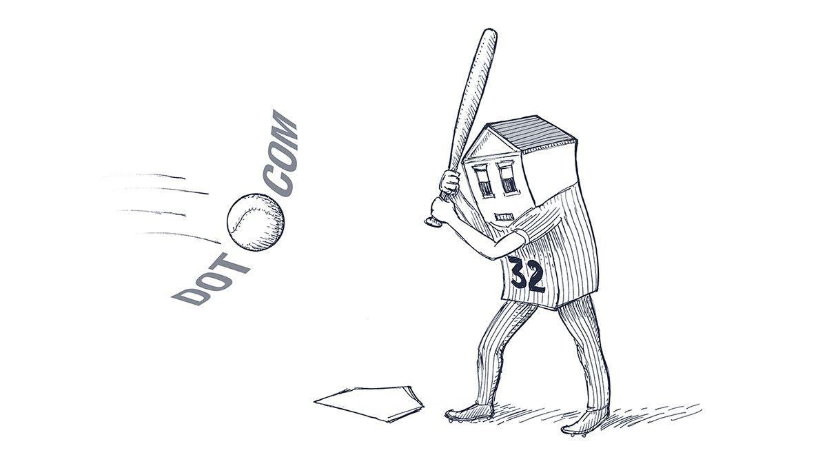 Building character paying baseball