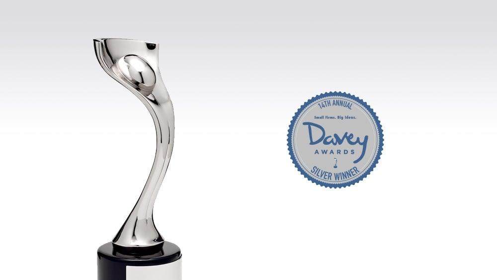 Davey Award Silver
