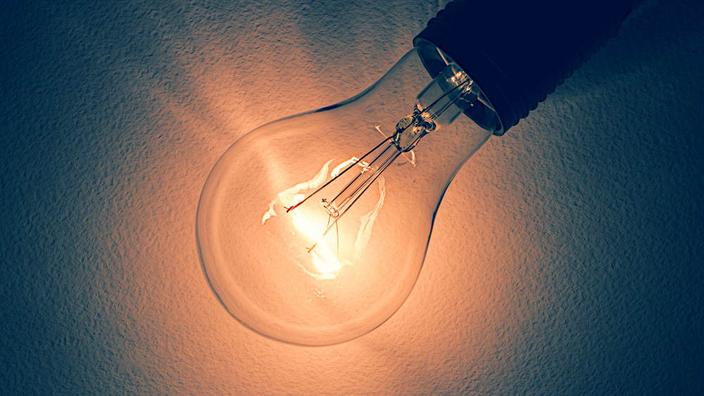 Thomas Edison Quote Lightbulb