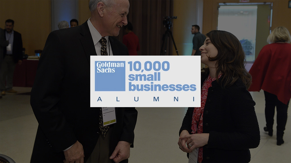 Illumine8 completes coveted Goldman Sachs 10,000 Small Businesses program