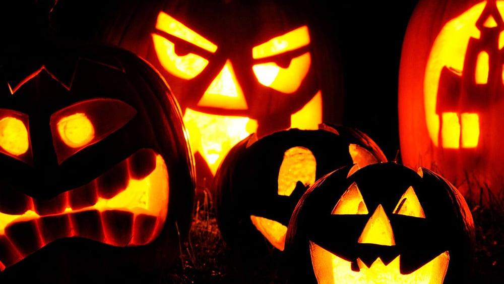 Social Media Halloween