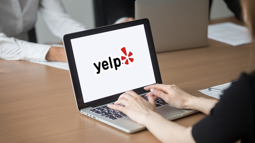 Yelp Laptop
