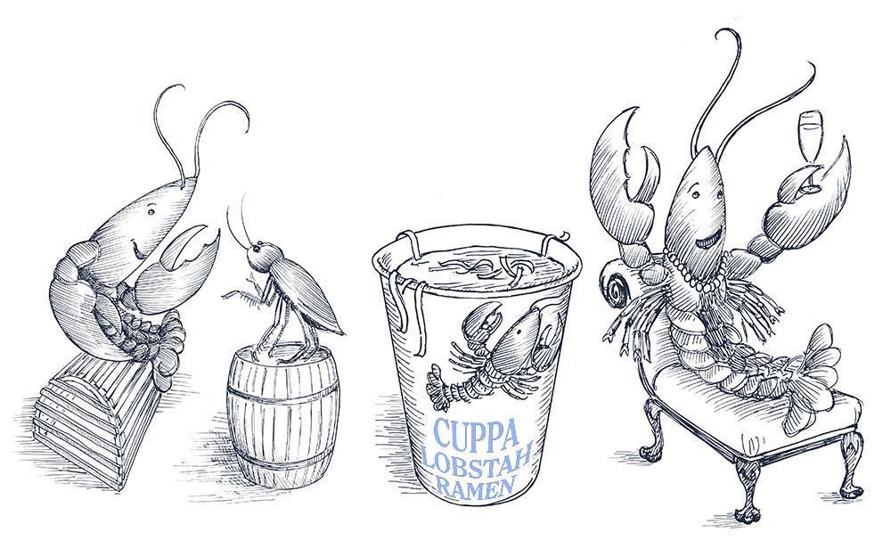 Lobster timeline