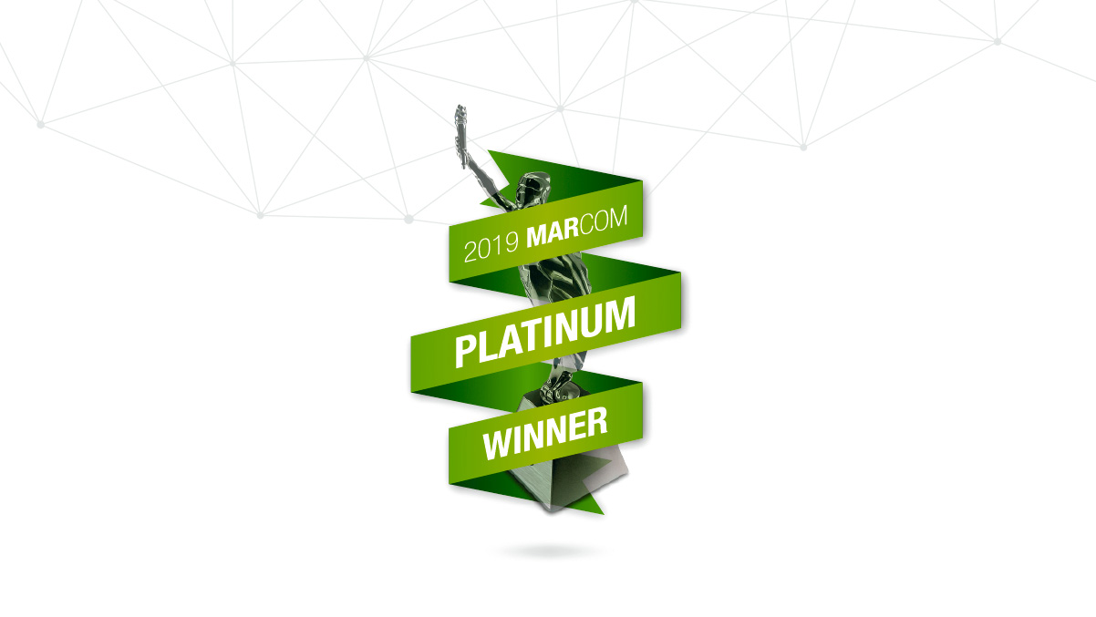 Illumine8 wins platinum award for print media in global competition