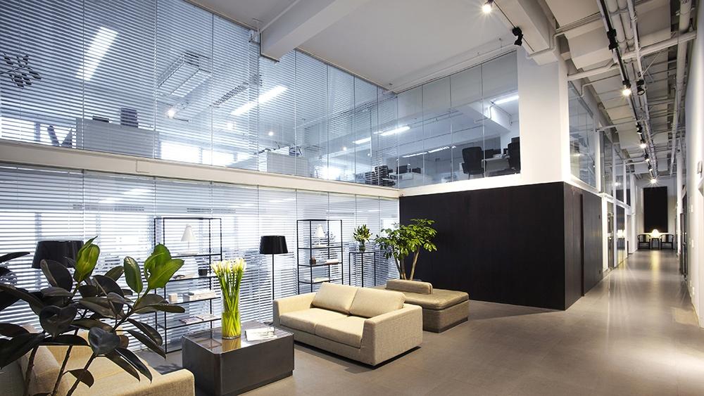 Office Lighting Green