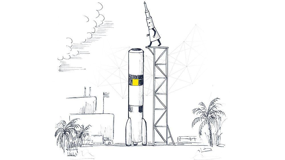 Rocket launchpad