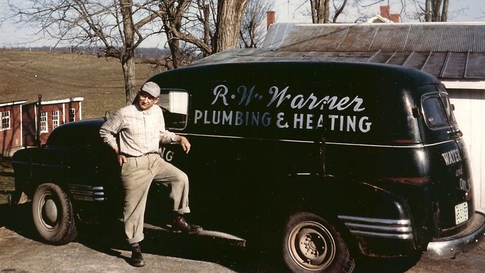 RW Warner