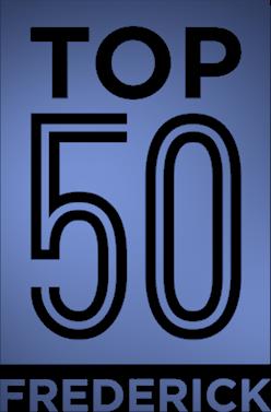 Top 50 Frederick